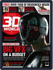 3D World (Digital) Subscription June 1st, 2018 Issue