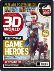 3D World (Digital) Subscription May 1st, 2018 Issue