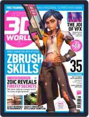 3D World (Digital) Subscription January 1st, 2018 Issue