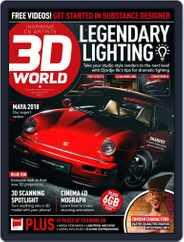 3D World (Digital) Subscription December 1st, 2017 Issue