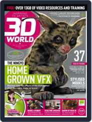 3D World (Digital) Subscription November 1st, 2017 Issue