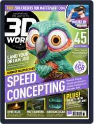 3D World (Digital) Subscription October 25th, 2017 Issue