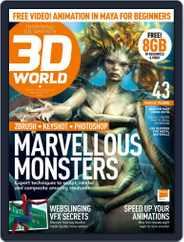 3D World (Digital) Subscription September 1st, 2017 Issue