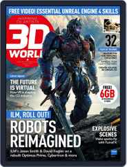 3D World (Digital) Subscription August 1st, 2017 Issue