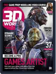 3D World (Digital) Subscription July 1st, 2017 Issue