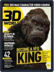 3D World (Digital) Subscription June 1st, 2017 Issue