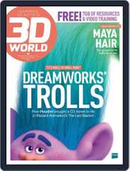 3D World (Digital) Subscription December 1st, 2016 Issue