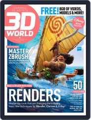 3D World (Digital) Subscription October 1st, 2016 Issue