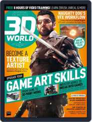3D World (Digital) Subscription August 10th, 2016 Issue