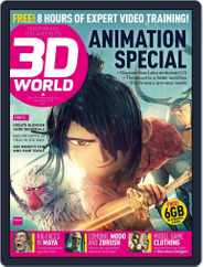 3D World (Digital) Subscription July 13th, 2016 Issue