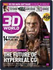 3D World (Digital) Subscription June 15th, 2016 Issue