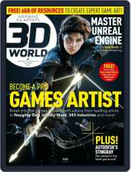 3D World (Digital) Subscription February 24th, 2016 Issue