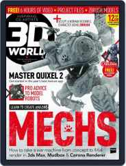 3D World (Digital) Subscription January 27th, 2016 Issue