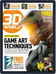 3D World (Digital) Subscription October 31st, 2015 Issue