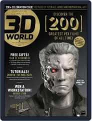 3D World (Digital) Subscription October 24th, 2015 Issue