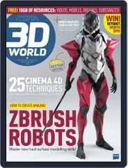 3D World (Digital) Subscription September 1st, 2015 Issue