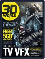 3D World (Digital) Subscription August 11th, 2015 Issue