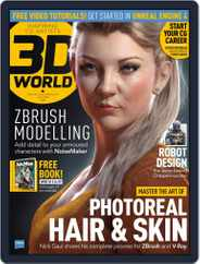 3D World (Digital) Subscription June 1st, 2015 Issue