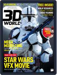 3D World (Digital) Subscription March 24th, 2015 Issue