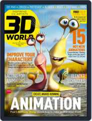 3D World (Digital) Subscription August 11th, 2014 Issue