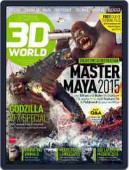 3D World (Digital) Subscription June 16th, 2014 Issue