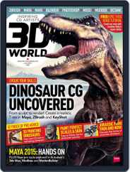 3D World (Digital) Subscription April 21st, 2014 Issue
