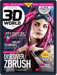 3D World (Digital) Subscription February 25th, 2014 Issue