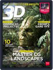 3D World (Digital) Subscription November 4th, 2013 Issue