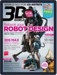 3D World (Digital) Subscription October 7th, 2013 Issue