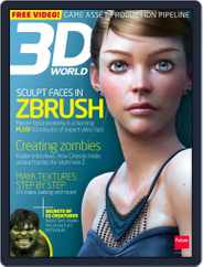 3D World (Digital) Subscription August 12th, 2013 Issue