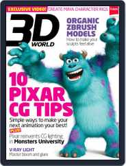 3D World (Digital) Subscription July 15th, 2013 Issue