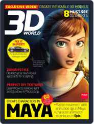 3D World (Digital) Subscription June 17th, 2013 Issue