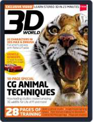 3D World (Digital) Subscription May 20th, 2013 Issue