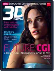 3D World (Digital) Subscription April 22nd, 2013 Issue