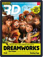 3D World (Digital) Subscription March 25th, 2013 Issue