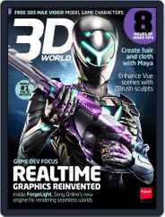3D World (Digital) Subscription February 25th, 2013 Issue