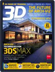 3D World (Digital) Subscription January 28th, 2013 Issue
