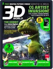 3D World (Digital) Subscription January 1st, 2013 Issue