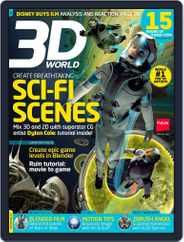 3D World (Digital) Subscription December 3rd, 2012 Issue