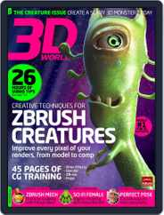 3D World (Digital) Subscription October 8th, 2012 Issue