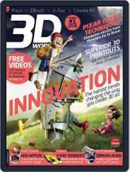 3D World (Digital) Subscription September 1st, 2012 Issue