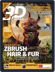 3D World (Digital) Subscription June 18th, 2012 Issue