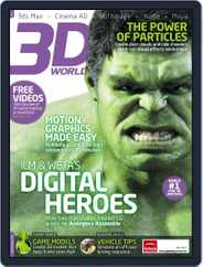 3D World (Digital) Subscription May 21st, 2012 Issue