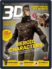 3D World (Digital) Subscription March 26th, 2012 Issue