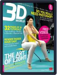 3D World (Digital) Subscription March 1st, 2012 Issue