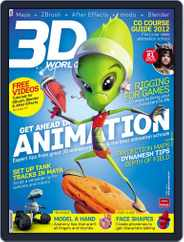 3D World (Digital) Subscription February 28th, 2012 Issue