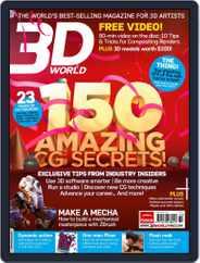 3D World (Digital) Subscription November 8th, 2011 Issue
