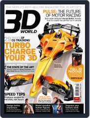 3D World (Digital) Subscription October 11th, 2011 Issue