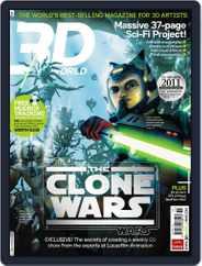 3D World (Digital) Subscription September 13th, 2011 Issue