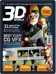 3D World (Digital) Subscription September 1st, 2011 Issue
